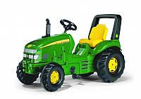 Трактор педальный Deer X Trac Rolly Toys 35632