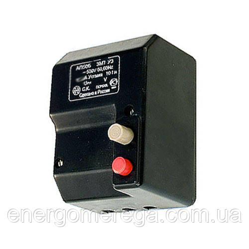 Автоматичний вимикач АП 50Б-3МТ 63А