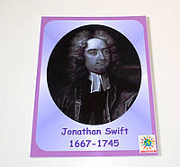 Jonathan Swift. Портреты английских поэтов и писателей