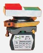 Выключателькнопочный ВК-021 НПр 1з1р пуск-стоп1 НПр