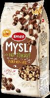 Мюсли с трио шоколадом Emco Чехия 750г