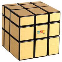Кубик Рубика зеркально-золотой SMART CUBE SC352
