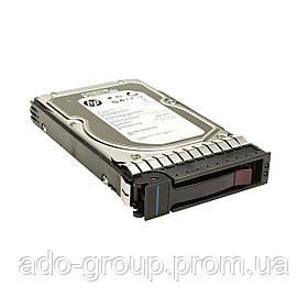 "611816-B21 Жесткий диск HP 2TB SATA 7.2K 3.5"""