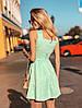 Платье, замш на дайвинге. Размер: С,М. Цвета разные (73), фото 5