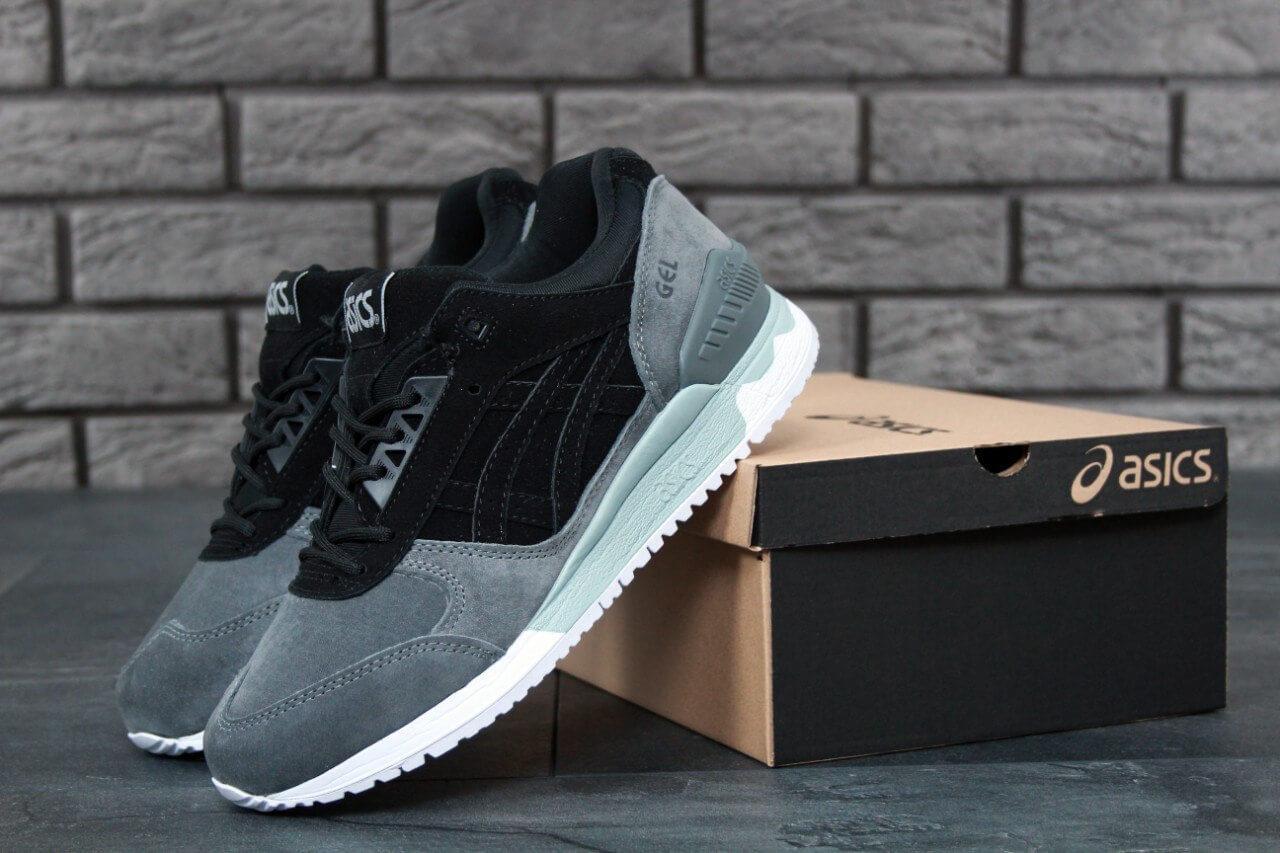 470235c573cac6 Кроссовки Asics Gel Lyte 3 Grey Mint Speckled - Интернет магазин обуви  «im-РоLLi