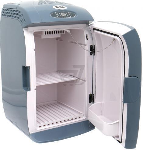 Холодильник автомобильный термоэлектрический 20л 12v/24v/220v EC-0122