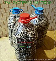 Наполнитель древесный туалета для любых домашних животных. 5 литров ( гранула 6)