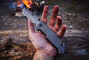 Нож складной полуавтомат ТАНТО