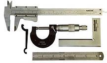 Инструменты измерительные режущие