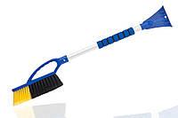 MAXI-PLAST Щетка со скребком для удаления снега и льда MORS