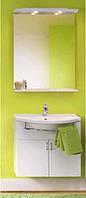 Комплект мебели для ванной комнаты Gorenje Catania 70 910689 белый глянец