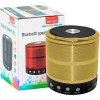 Портативная Bluetooth колонка SPS WS 887, Портативный динамик, Мобильная музыкальная колонка блютуз
