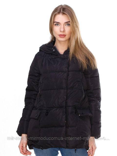 Женская куртка AL-5806-10 с 40 по 46 размер(ал)
