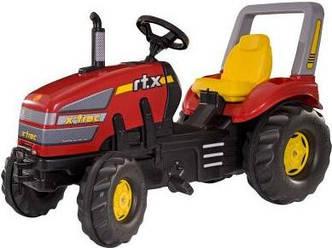 Трактор педальный X trac Rolly Toys 35557, фото 2