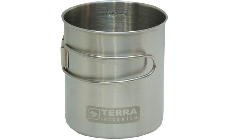 Кружка со складными ручками Terra Incognita S-Mug 500 мл