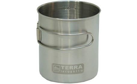 Кружка со складными ручками Terra Incognita S-Mug 500 мл, фото 2