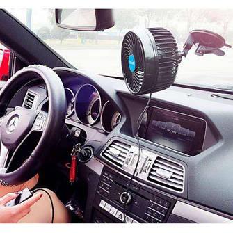 Автомобільні вентилятори