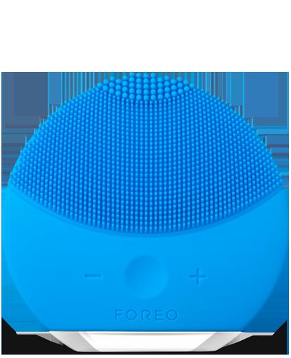 Электрическая щетка | массажер для очистки кожи лица Foreo LUNA Mini 2, Синий