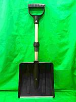 Лопата автомобільна, складна для снігу (телескопічна).