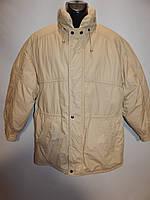 Куртка пуховик мужская зимняя SEARS р.48 021KMZ