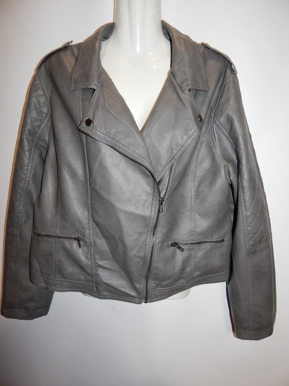Куртка женская кожа g-21  р.52-54 007GK