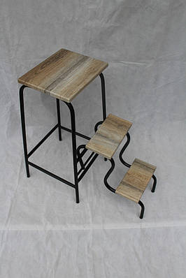 Барный стул стремянка