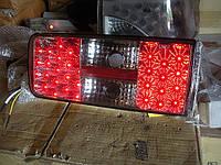 Диодные задние фонари на ВАЗ 2106 Глаза паука №1., фото 1