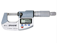 Микрометр электронный 0-25мм SHAHE 5203-25A