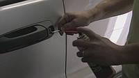 Вскрытие авто без ключа с помощью отмычки Днепропетровск