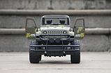 Автомобіль Джип на Р/В 1:14 камуфляж, фото 5