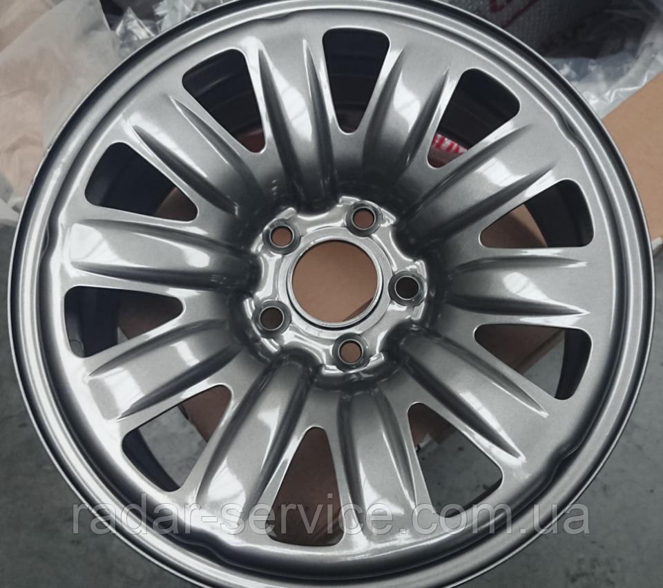 Диск колесный стальной киа Спортейдж 4 R17x7.0J, KIA Sportage 2019-20 QLe, f1401ade00pac