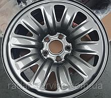Диск колесный стальной R17x7.0J, KIA Sportage 2019- Qle, f1401ade00pac