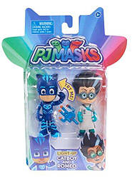 Герои в масках Оригинал Кетбой и Ромео PJ Masks Figures Catboy and Romeo