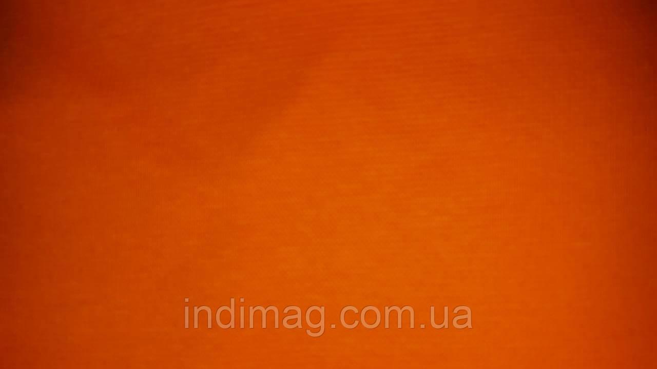 Рибана лайкра Пенье оранжевый 13