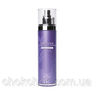 Тонер для лица The Skin House Lavender Lightening Toner с экстрактом лаванды