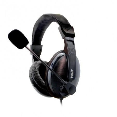 Наушники игровые Havit HV-H139D gray