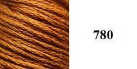 Шелковое мулине 780 Sunny Silk (Южная Корея)