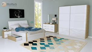"""Меблі в спальню """"Флоренція"""" від Миро-Марк"""