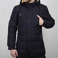 Парка зимняя Аляска мужская (куртка, пуховик)
