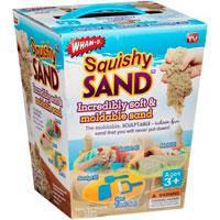 Песок кинетический Squishy Sand [2-25] (60)