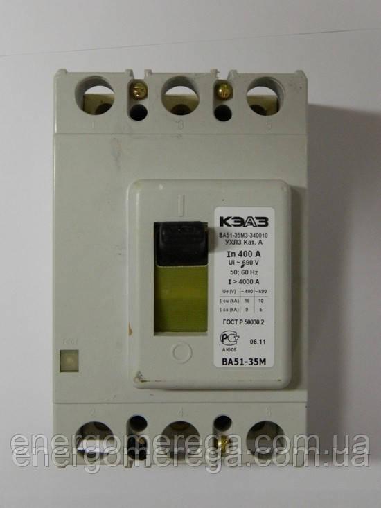 Автоматический выключатель ВА 5135 200А