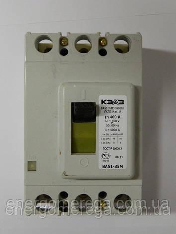 Автоматический выключатель ВА 5135 200А, фото 2
