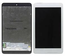Дисплей (LCD) для планшета Acer Iconia Tab B1-750 с тачскрином white
