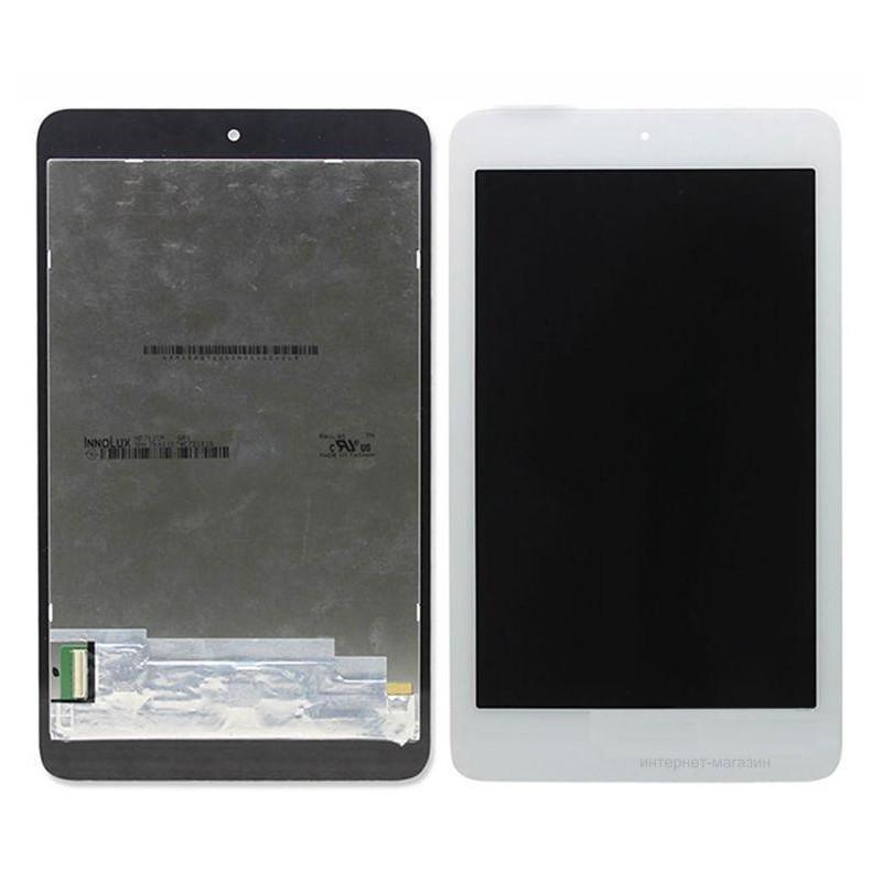 Дисплей (LCD) для планшета Acer Iconia Tab B1-810 с тачскрином white