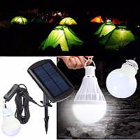 Портативная солнечная панель датчик мощности LED свет шарика напольный шатер лагеря рыболовное лампы
