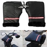 Мотоциклы мотоцикл руле муфты крышку руки перчатки зима водонепроницаемый - 1TopShop