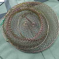 Садок металлический круглый EOS 25см(6826006)