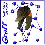 Шапка охотничья Graff 150-O-B