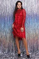 """Осень 2018! Нереально красивое, женское, кружевное платье """"Клео"""" РАЗНЫЕ ЦВЕТА"""