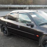 COBRA TUNING Дефлекторы окон на Ford Mondeo II '96-00 седан/хэтчбек 5d (накладные)